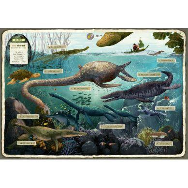 Wydawnictwo Nasza Księgarnia - Opowiem ci, Mamo, co robią Dinozaury