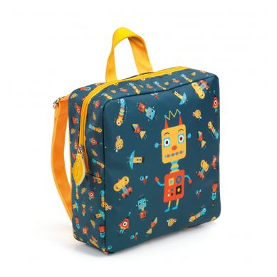 Djeco - Plecak dziecięcy Robot