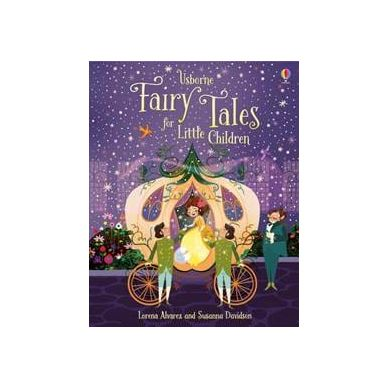 Wydawnictwo Usborne Publishing - Fairy stories for little children