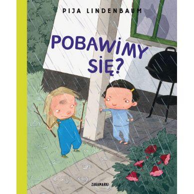 Wydawnictwo Zakamarki - Pobawimy Się?