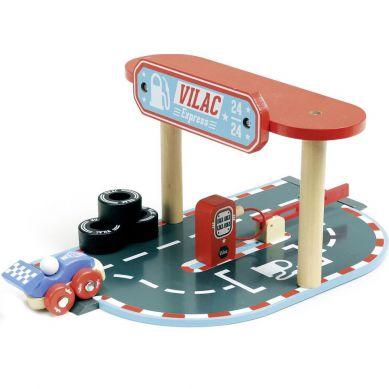 Vilac - Stacja paliw Vilacity