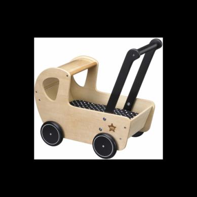 Kids Concept - Drewniany Wózek NEO natural