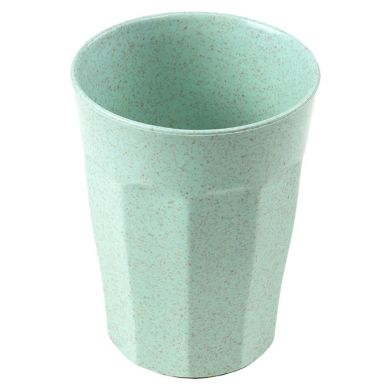 KIDodo - Kubek z Przyssawką z Eko Plastiku Miętowy