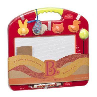 B. Toys - Znikopis, Szkicownik Magnetyczny z Pieczątkami
