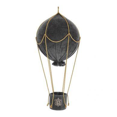 Caramella - Balon Dekoracyjny Anthracite Gloss Mały