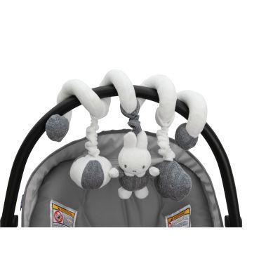 Tiamo - SPiralka dla Niemowląt Miffy Knited Szara