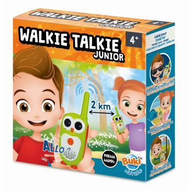 BUKI - WALKIE-TALKIE Junior Zasięg 2 km