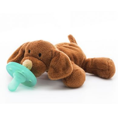 Minikoioi - Smoczek Uspokajający z Przytulanką Puppy