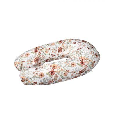 Muzpony - Wielofunkcyjna poduszka dla kobiet w ciąży i do karmienia Coco Flower
