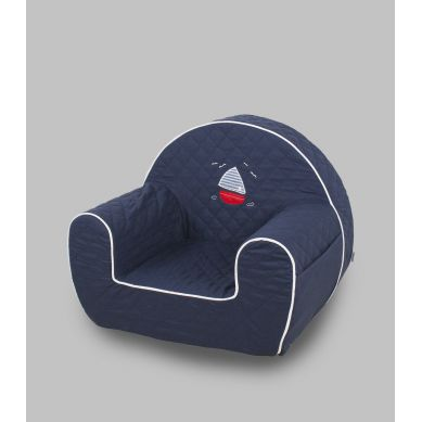 Muzpony - Wygodny Fotelik dla Dziecka Marine