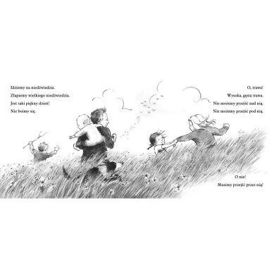 Wydawnictwo Dwie Siostry - Idziemy na Niedźwiedzia Wydanie Kartonowe