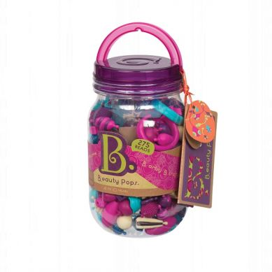 B.Toys - B.eauty Pops – zestaw do tworzenia biżuterii – 275 elem.