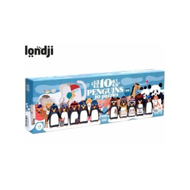 Londji - Puzzle Penguins