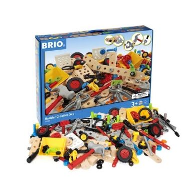 BRIO - Builder Zestaw Majsterkowicza 271 el.