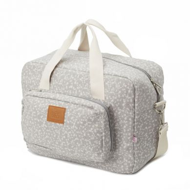 My Bag's - Torba Maternity Bag My Liberty Flowers Light Grey