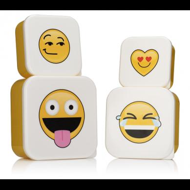NPW ROW Zesatw Pudełek na Żywność  Get Emojinal