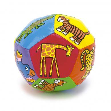 Jellycat - Piłeczka dla Niemowląt z Dźwiękiem Jungly