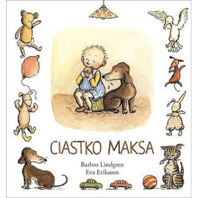 Wydawnictwo Zakamarki Ciastko Maksa