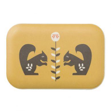 Fresk - Bambusowe Pudełko Śniadaniowe Las