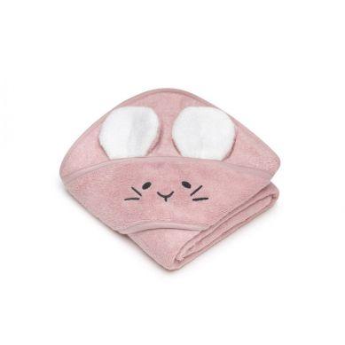My Memi - Bambusowy ręcznik powder pink - mouse