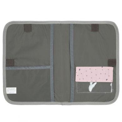 My Bag's - Etui na Dokumenty Leaf Pink