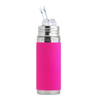 Pura - Osłona na Butelkę Kiki Różowa