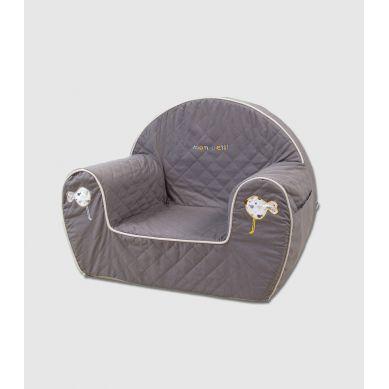 Muzpony - Wygodny Fotelik dla Dziecka Wesoła Kompania