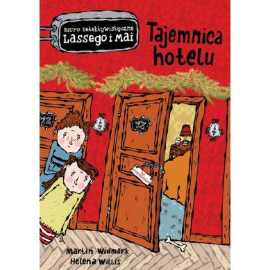 Wydawnictwo Zakamarki Tajemnica Hotelu