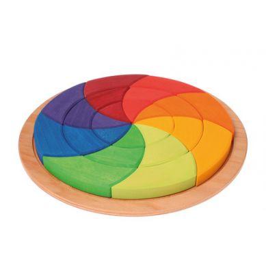 Grimm's - Duże Kolorowe Koło 3+