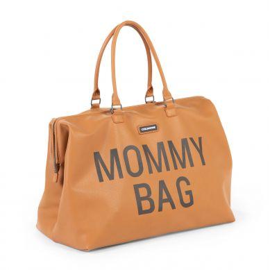 Childhome - Torba Mommy Bag Brązowa + Przewijak