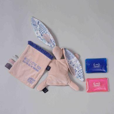 La Millou - Velvet Collection Thermo Bunny Powder Pink La Millou Family
