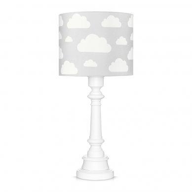 Lamps&co. - Lampa Stojąca Chmurki Grey ze Ściemniaczem