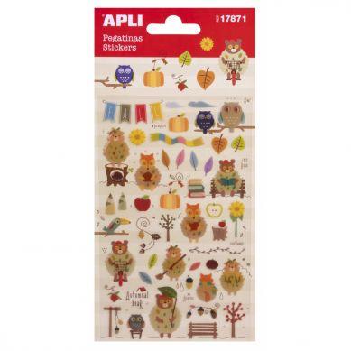 Apli Kids - Naklejki Jesień
