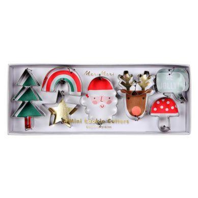 Meri Meri - Wykrawaczki do ciastek Boże Narodzenie
