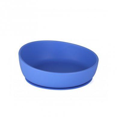 Doidy Cup - Talerzyk z Przyssawką Niebieski