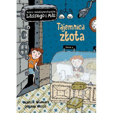 Wydawnictwo Zakamarki Tajemnica Złota