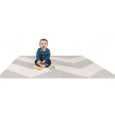 Skip Hop - Mata Playspot Grey-Cream GEO