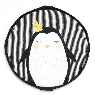 Play & Go - Mata i Worek 2w1 Soft Pingwin