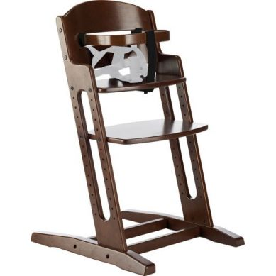 Baby Dan - Krzesełko do Karmienia Baby Dan DANCHAIR Brązowe
