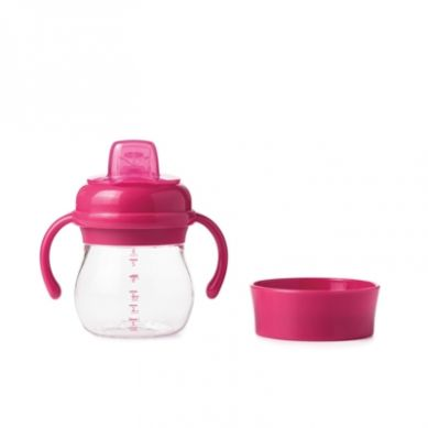 OXO - Transitions Kubek Treningowy Set 4m+ Pink