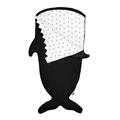 Baby Bites - Śpiworek dla Dorosłych Orca Penguins Black