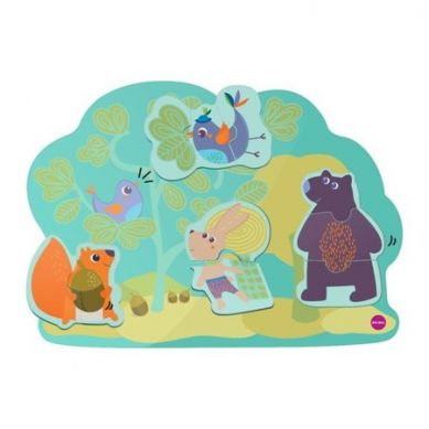 Oribel - Zabawka Leśni Przyjaciele VertiPlay