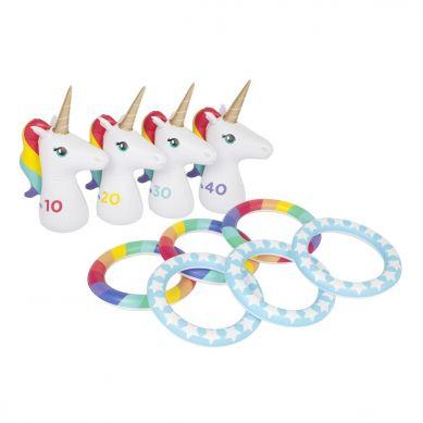 Sunnylife - Gra Plażowa Ring Unicorn