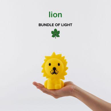 Mr Maria - Mini Lampka Przenośna Bundle of Light Mini Lion
