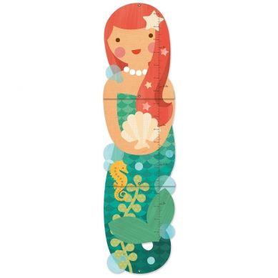 Petit Collage - Miarka Wzrostu Mała Syrenka