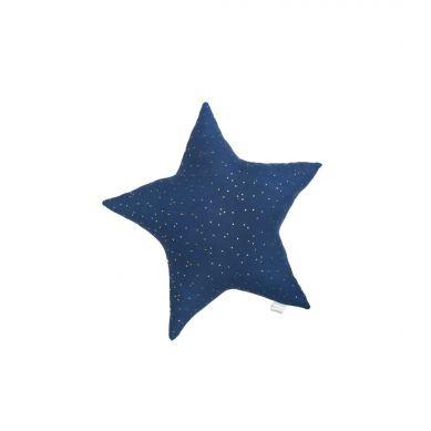 Muzpony - Poduszka w kształcie Gwiazdy Blink Blue