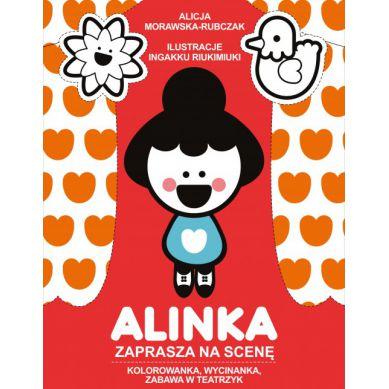 Wydawnictwo Tashka - Alinka Zaprasza na Scenę
