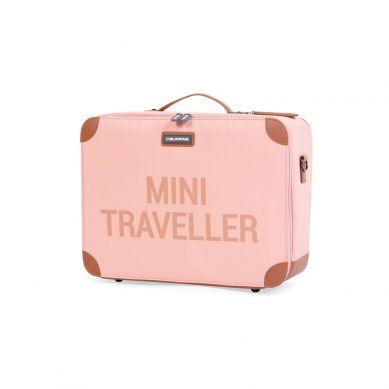 Childhome - Walizka Dziecięca Mini Traveller Różowa
