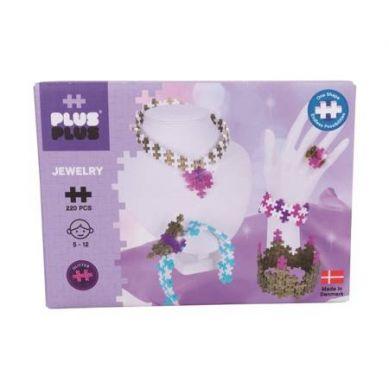 Plus Plus - Klocki Mini Mix Brokatowa Biżuteria 220 szt. 5+