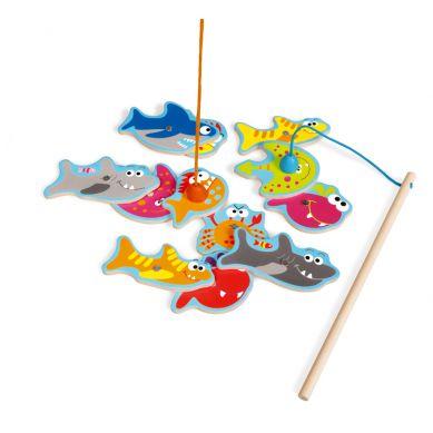 Scratch - Gra Łowimy Rybki Ciemny Niebieskie